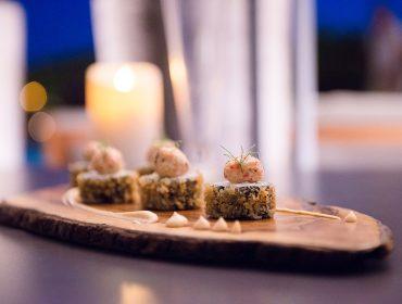 sushi bar sant francesc 29 370x280 - Una escapada romántica en una azotea de Palma