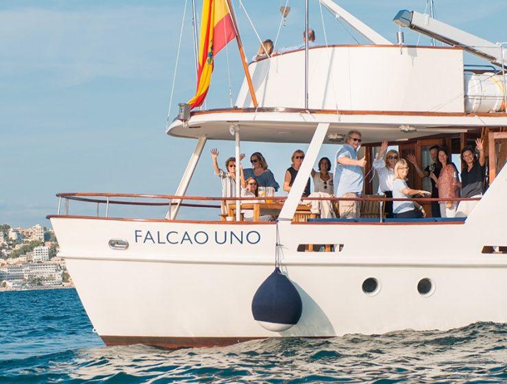 falcao boat trip 18 01 740x560 - Todos al Falcao Uno