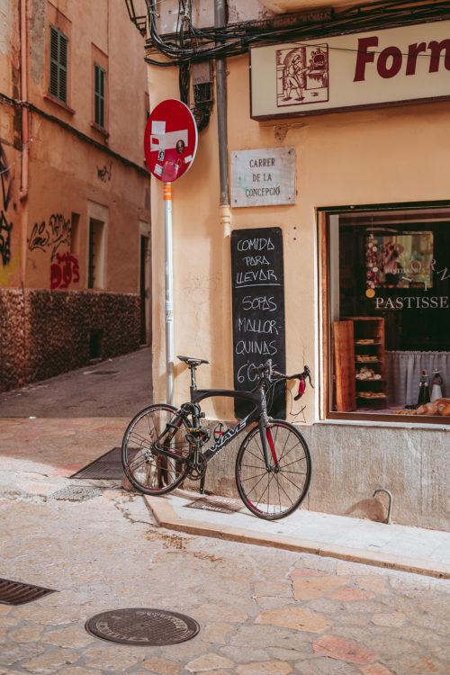 Mallorca in April
