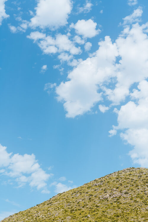 Pollensa mountains