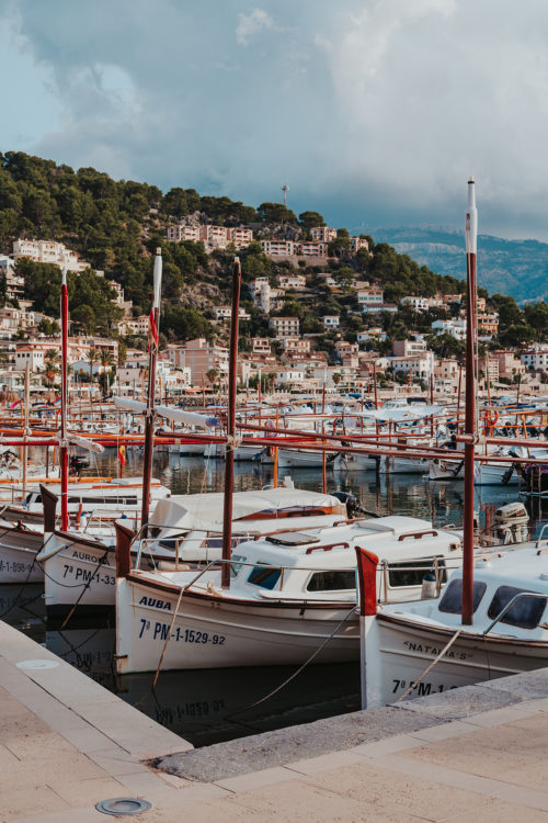 Mallorca in October