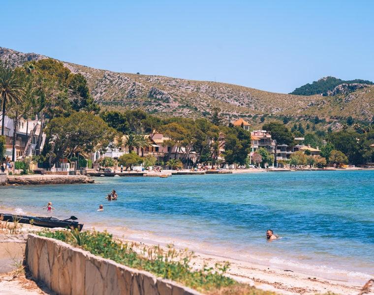 Puerto Pollensa Mallorca