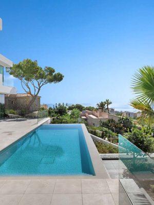 Alibaz Villa Costa d'en Blanes Mallorca