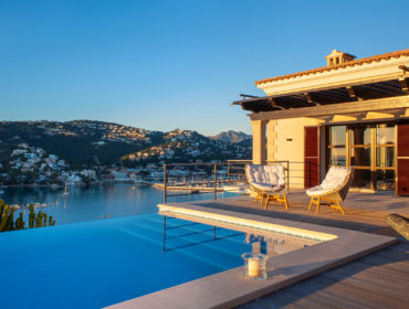 First Mallorca Villa in Port Andratx