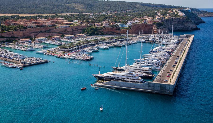 Port Adriano Mallorca