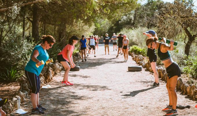 The Body Camp Mallorca
