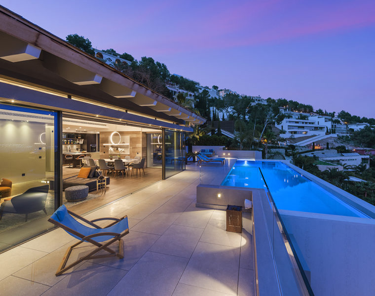 Luxury Villa Son Vida Mallorca Gold