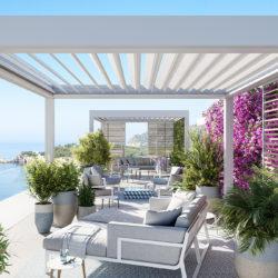 Luxury Cala Llamp villa with styling by Aggi Bruch
